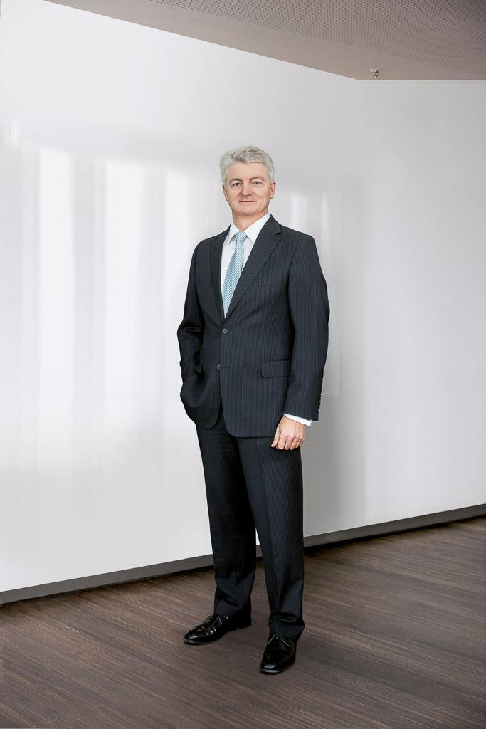 Heinrich Hiesinger, CEO, ThyssenKrupp