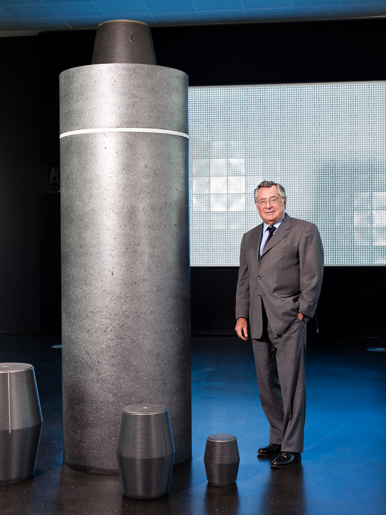 Robert Koehler, ehem. CEO, SGL Carbon