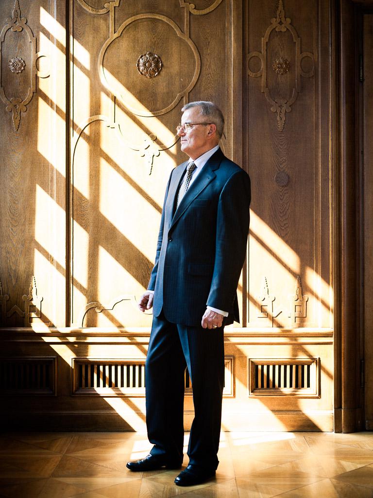Bolko von Oetinger, ehem. CEO, BCG