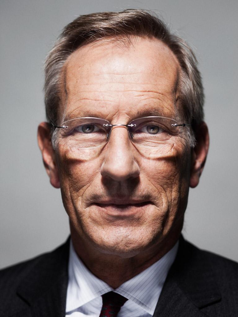 Michael Diekmann, ehem. CEO, Allianz SE
