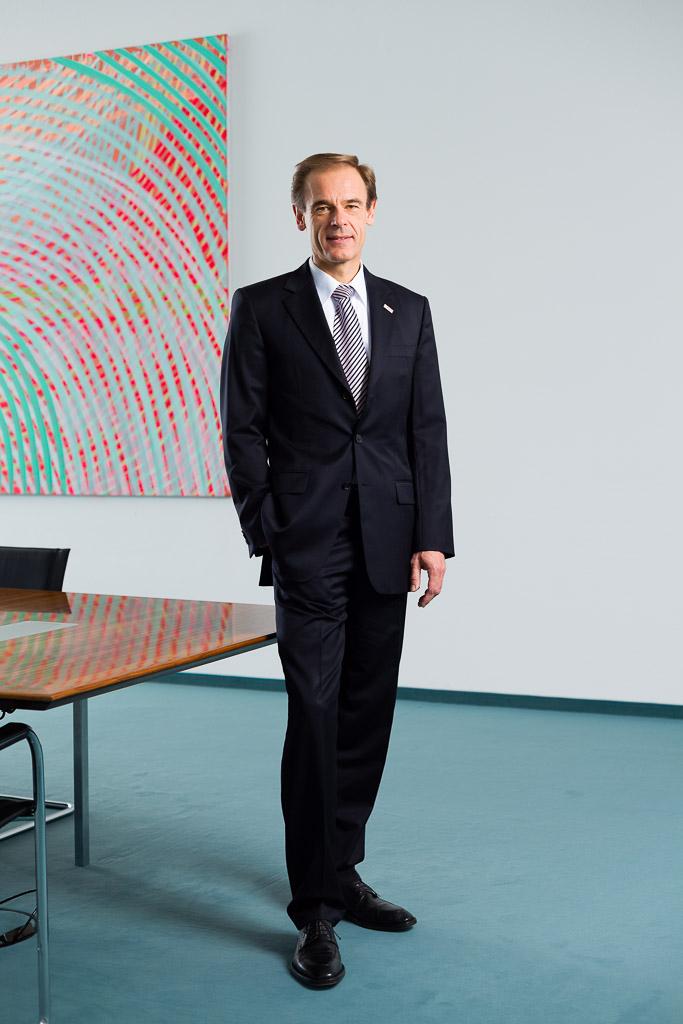 Volkmar Denner, CEO, Bosch