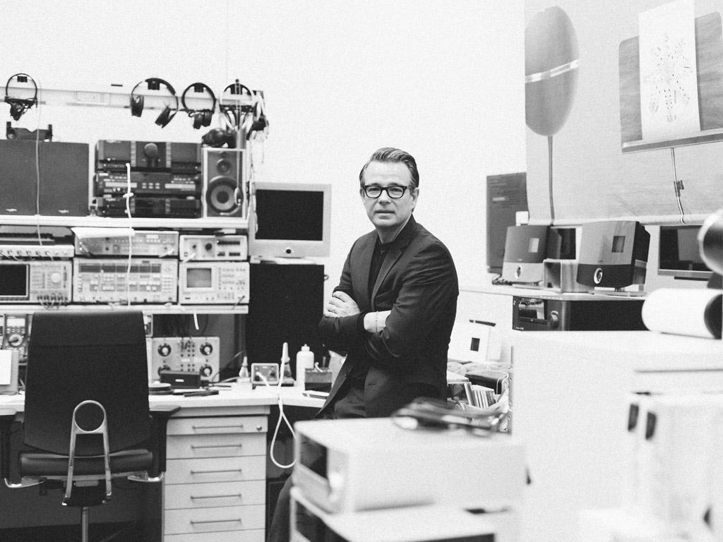 Christian Struck, Brand Director, Grundig
