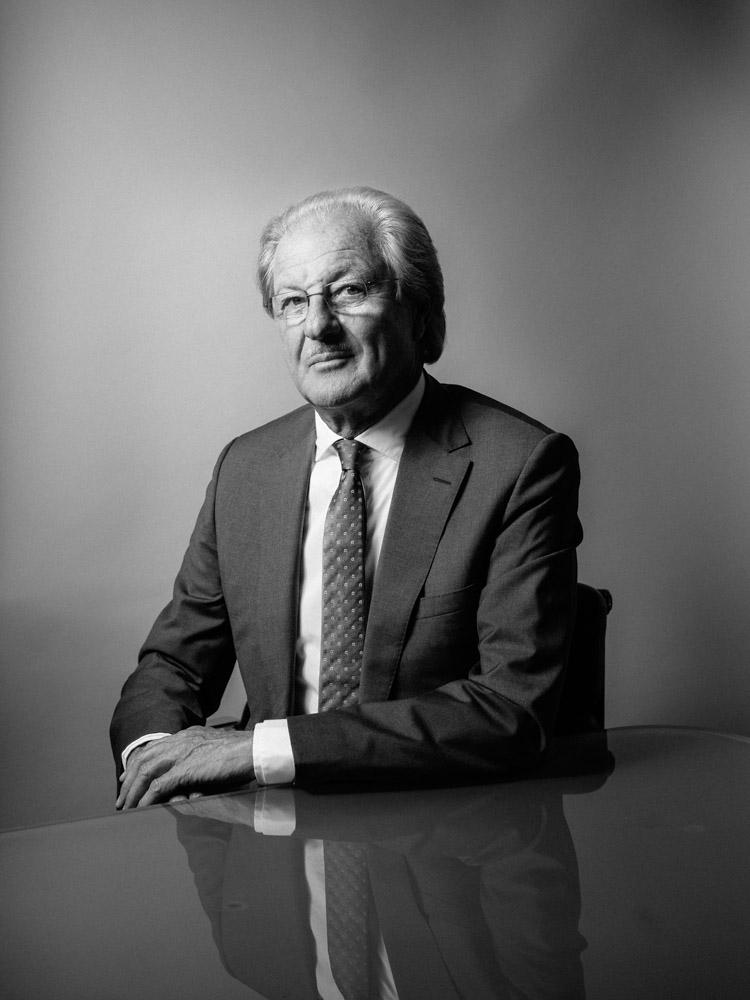 Wolfgang Reitzle, CEO, LINDE