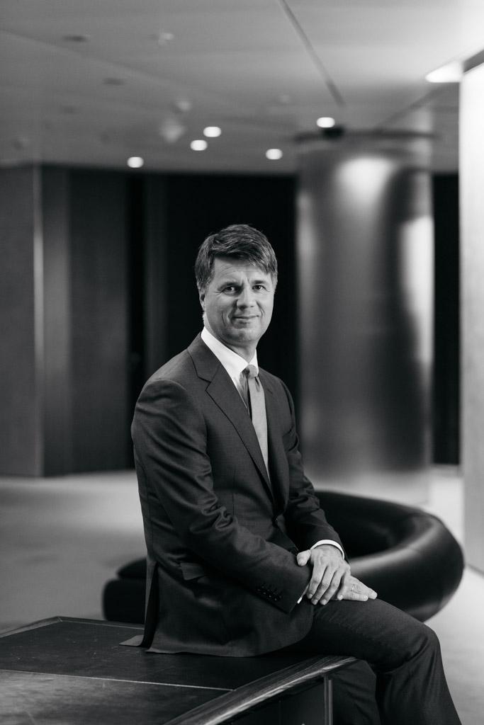 Harald Krüger, CEO, BMW