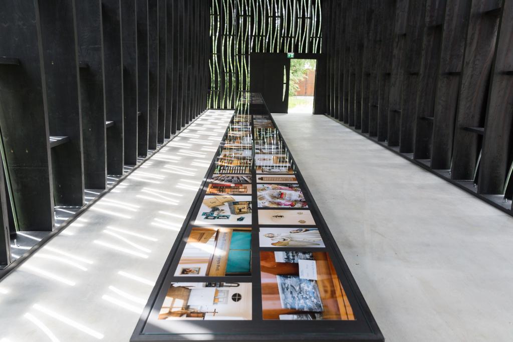 Ausstellung zum Buch im Kloster Beuerberg
