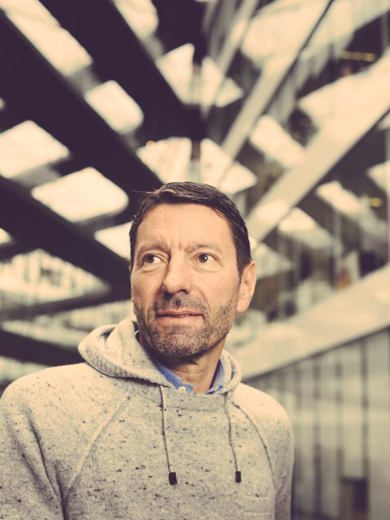 Kasper Rorsted, CEO, Adidas