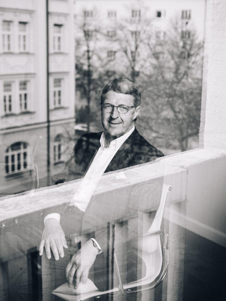 Eckhard Cordes, ehem. Manager