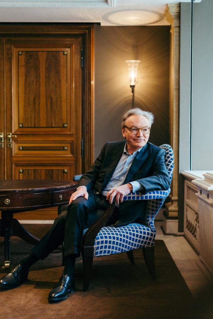 Klaus Esser, ehem. Manager