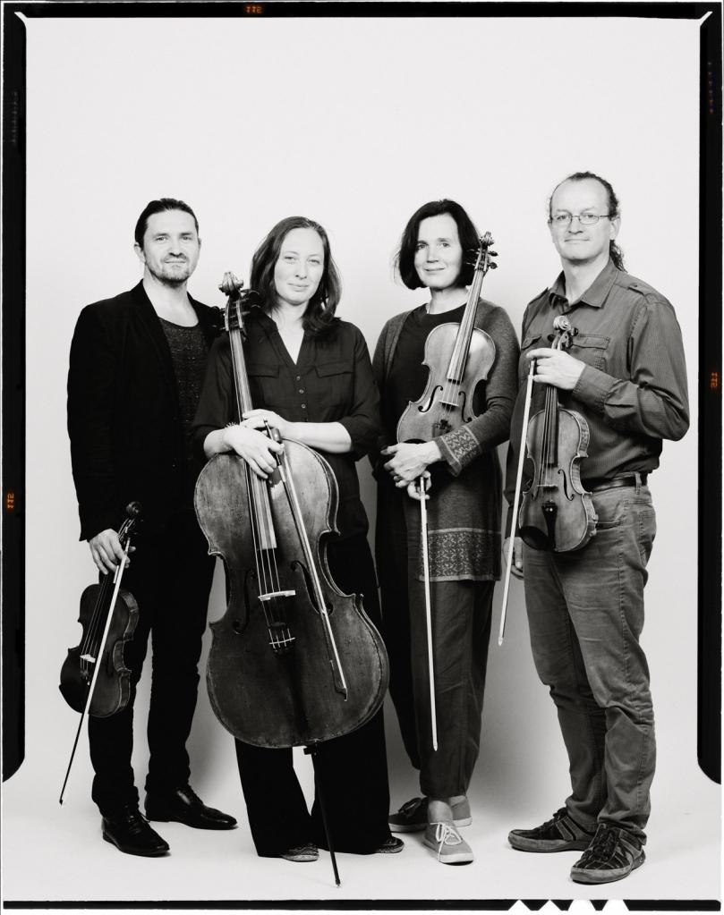 Streichquartett des Orchester Jakobsplatz München