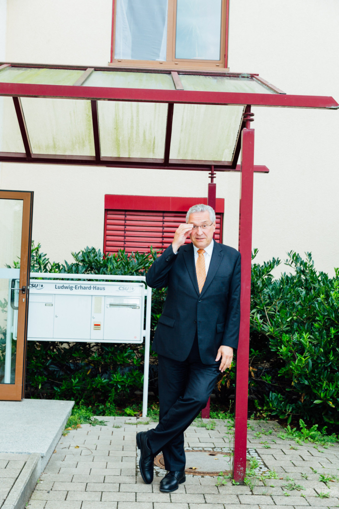 Joachim Herrmann, Bayerischer Staatsminister des Innern