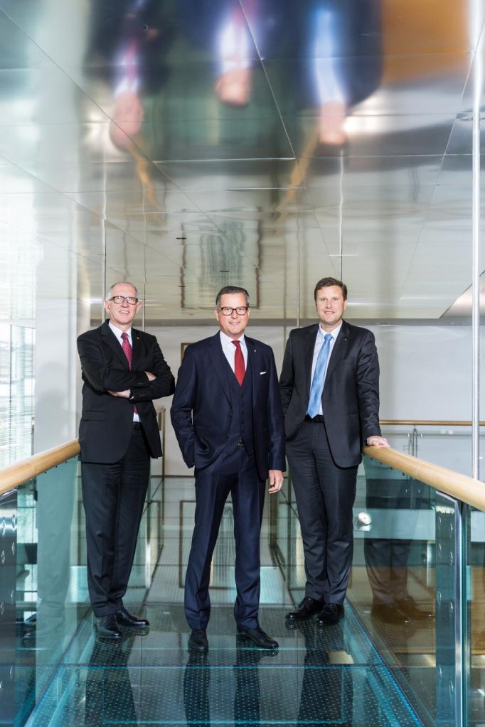 Vorstand, Raiffeisen-Landesbank Tirol