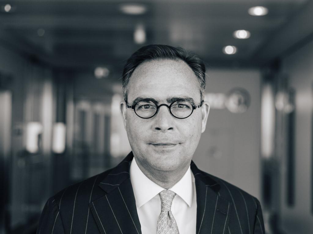 Klaus-Peter Roehler, CEO, Allianz Deutschland