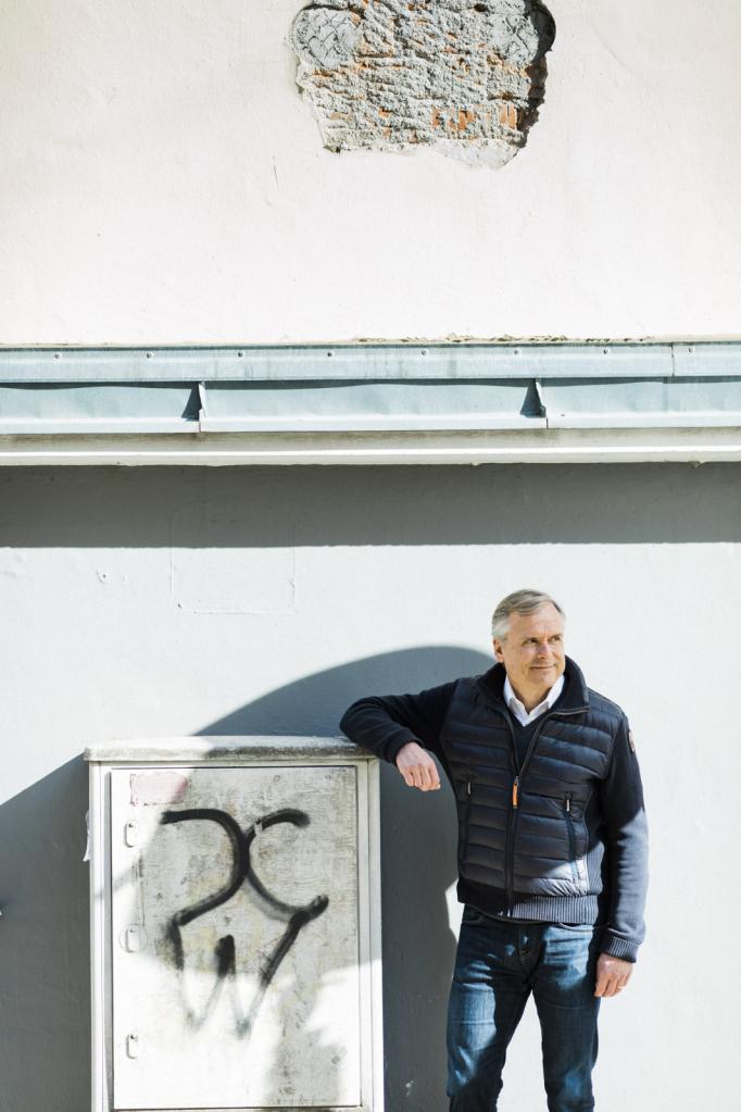 Axel Hacke, Schrsteller
