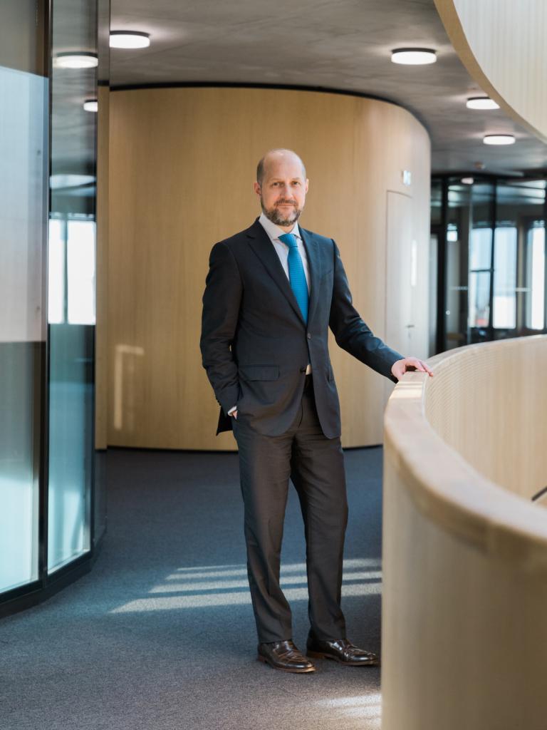 Daniel Hager, CEO, Hager