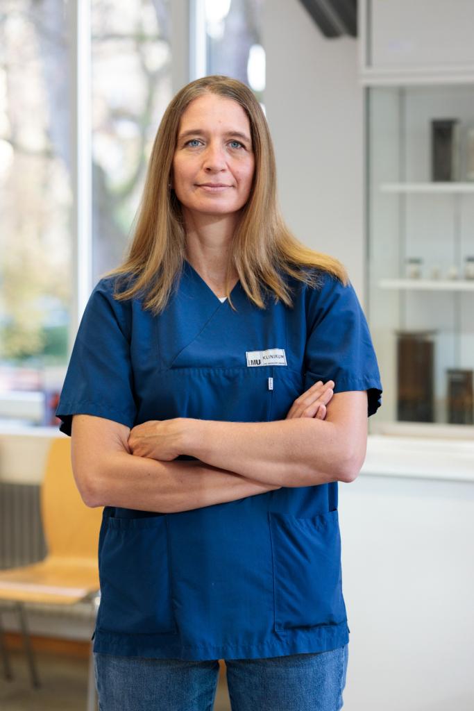 Camilla Rothe, Tropenmedizinerin