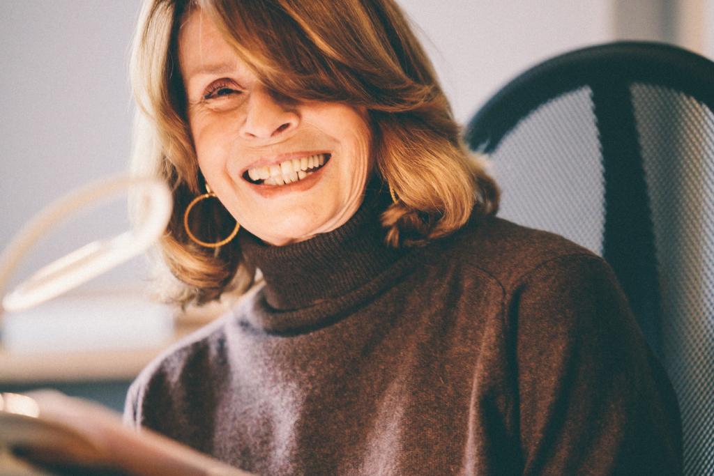 Senta Berger, Schauspielerin