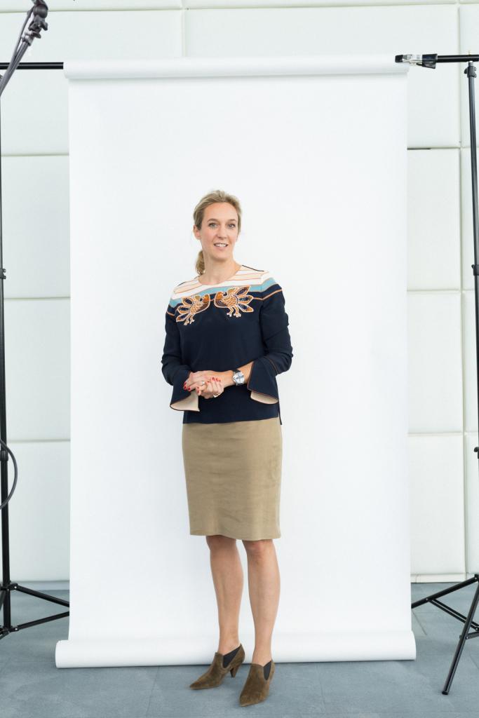 Sabine Eckhardt, Managerin